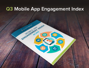 Q3 Mobile App Engagement Index